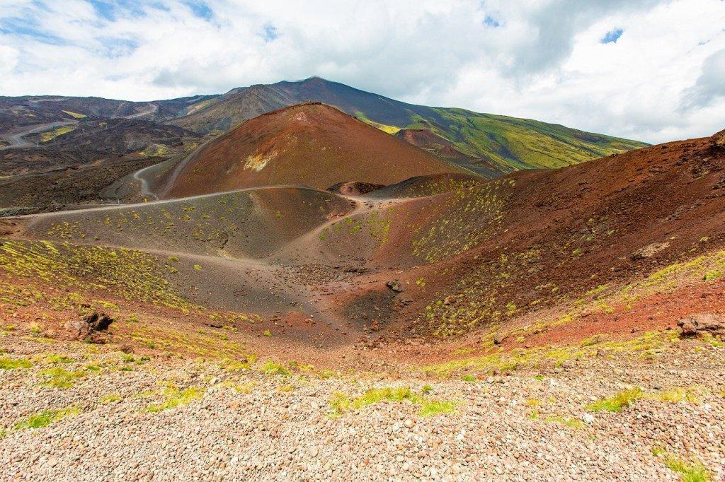 Visita dei crateri dell'Etna