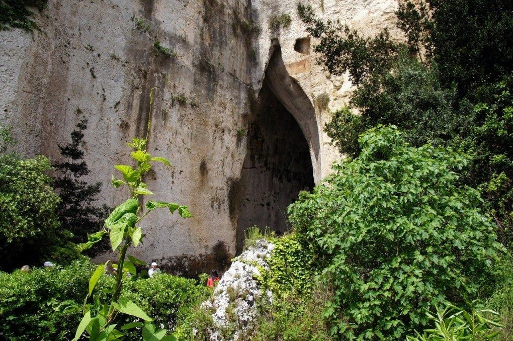 Visita dell'Area Archeologica di Siracusa