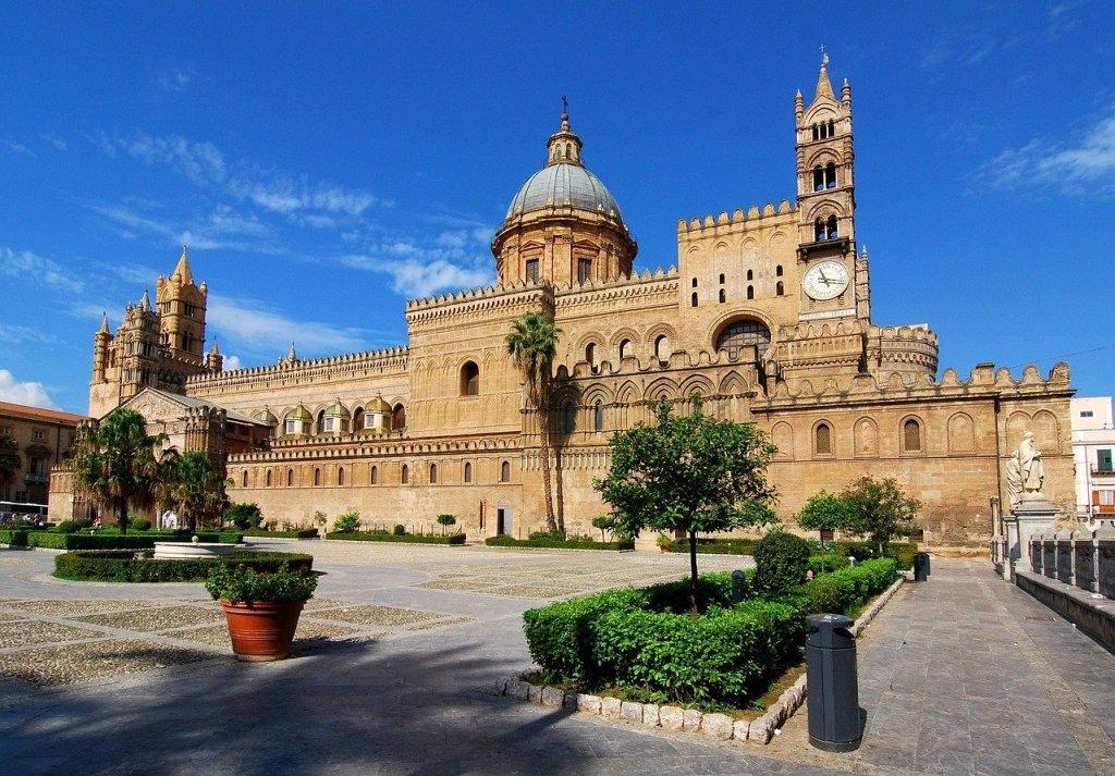 Partenza da Palermo