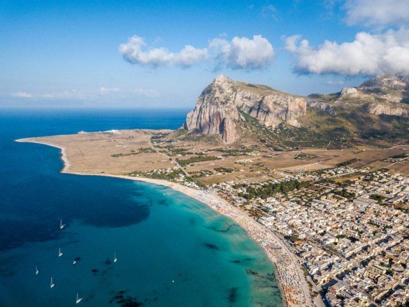 Excursions to Taormina, Etna, Aeolian Islands, Vulcano, Lipari, Stromboli, Palermo, Cefalù, Syracuse, Agrigento, Favignana, Lampedusa