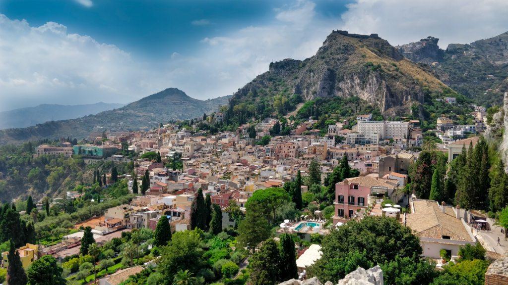 Visita di Taormina