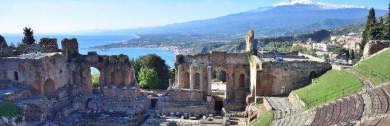 Escursione al Teatro Greco di Taormina