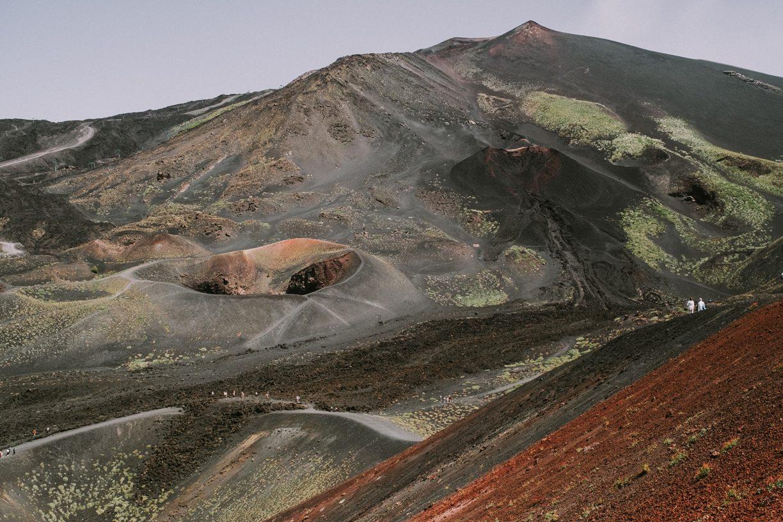 Visita facoltativa ai crateri sommitali dell'Etna