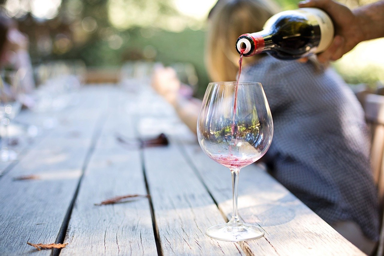 Degustazione vini dell'Etna