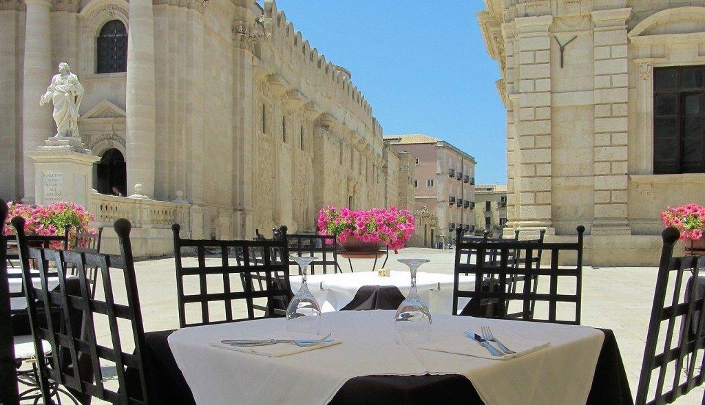 Visita del centro storico di Siracusa