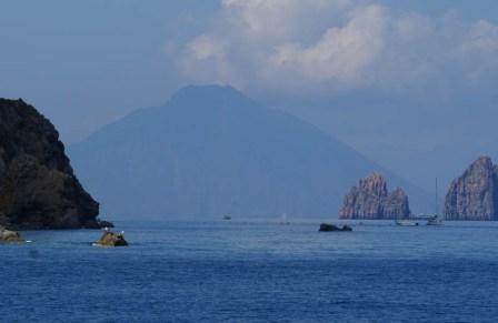 Navigazione da Panarea a Stromboli