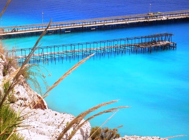 Navigazione da Salina a Lipari