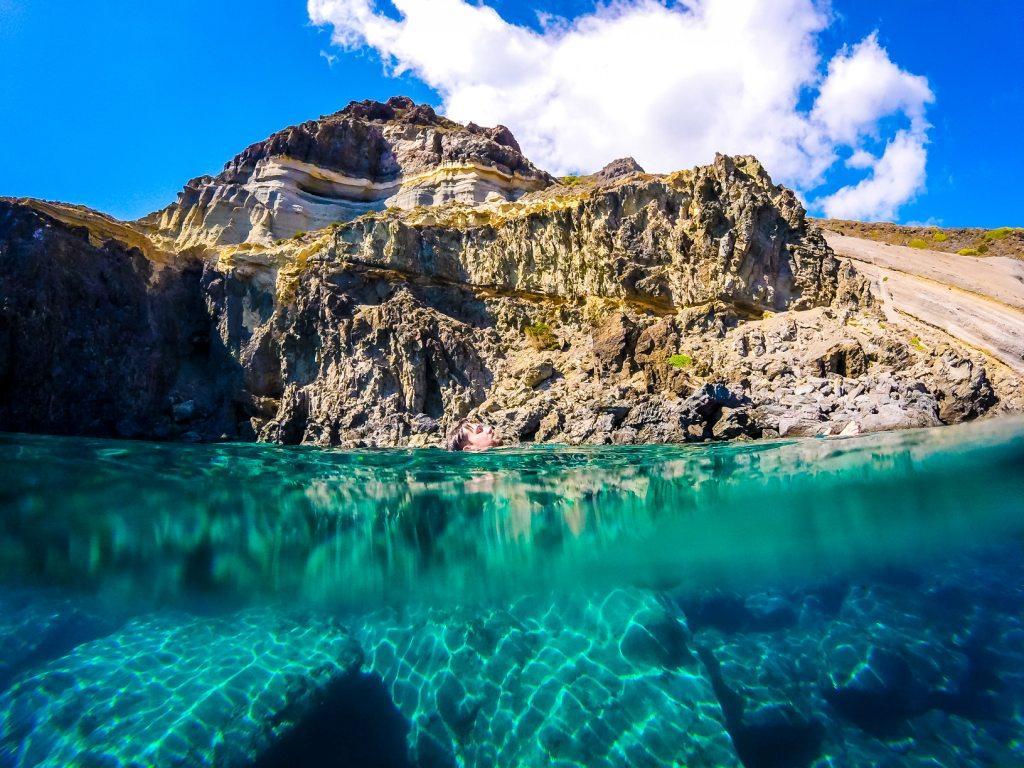 Visita e balneazione alla Riserva dello Zingaro