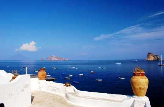 Visita dell'isola di Panarea